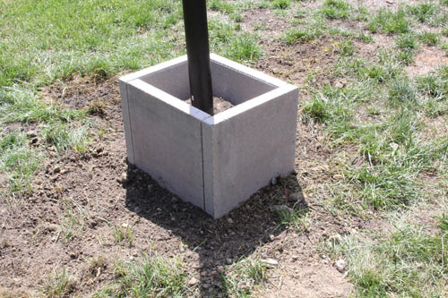 The Easiest DIY Concrete Planter Ever - Design Milk