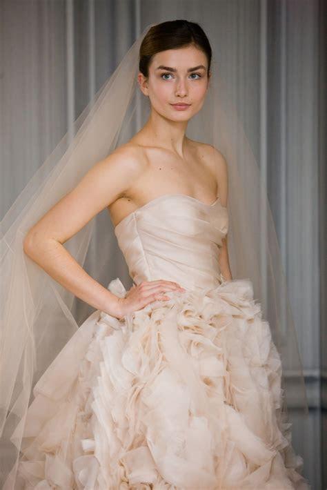 Monique Lhuillier Spring 2012 Bridal Collection   Popular