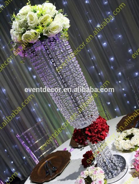 Wedding Decoration Crystal Centerpieces,Wholesale Table