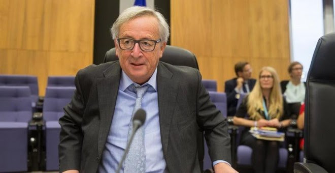 El presidente de la Comisión Europea, Jean Claude Juncker. /EFE