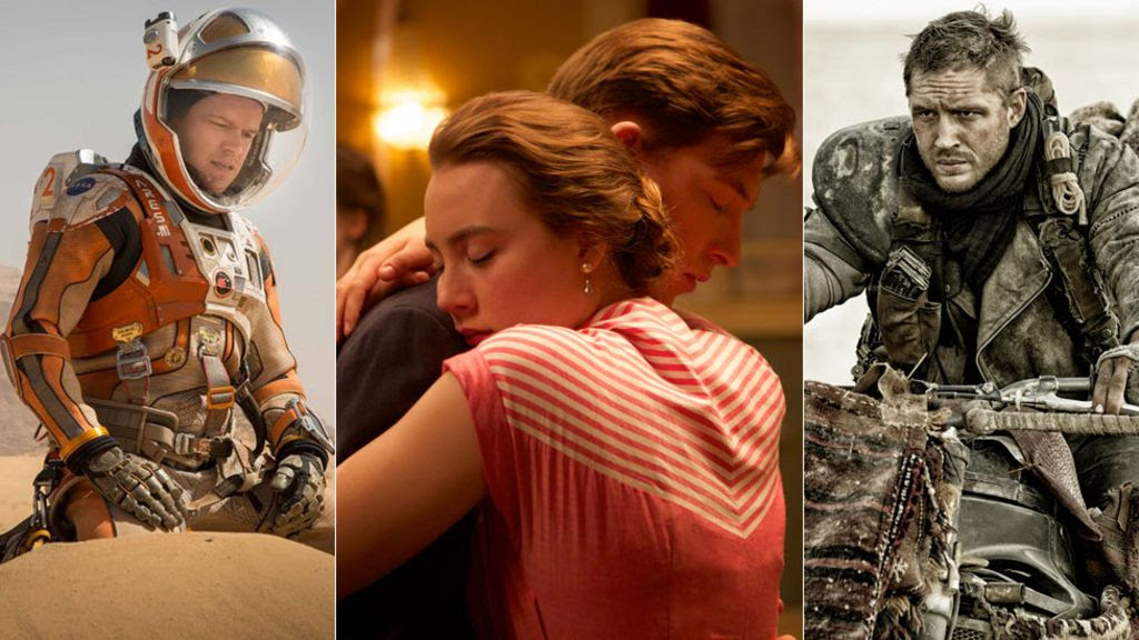 Oscars 2016: Best picture nominees - BBC News