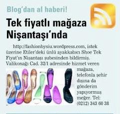 Siu Sabah Gazetesinde