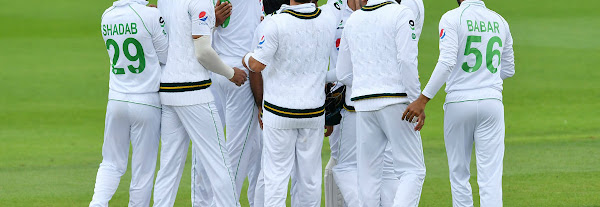 Pakistan Announce 17-man Squad for First Test Against South Africa