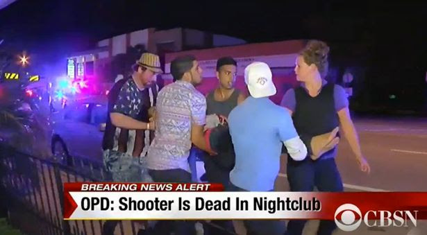 A shooting inside a gay nightclub in the Florida city of Orlando has caused mass casualties