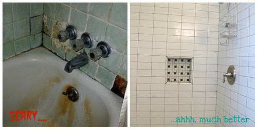 Before & After Bathroom 2