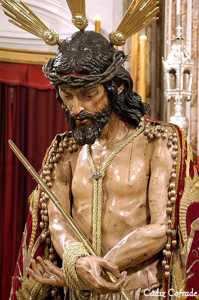 Resultado de imagen de Salida extraordinaria de Nuestro Padre Jesús del Ecce-Hom
