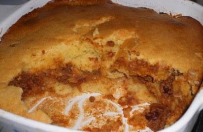 Wartime Wednesday: Tamale Pie Inside