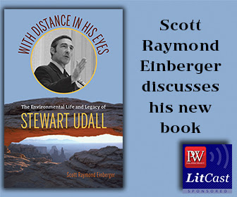 PW LitCast: A Conversation with Scott Raymond Einberger