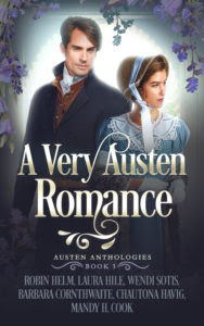 A Very Austen Romance - Ebook final