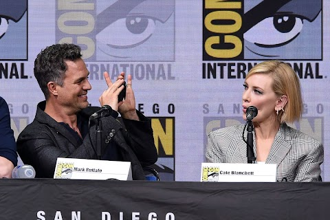 Marvel Comic Con Panel 2017