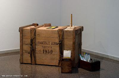 la caja que me dejó Teresa Molinos