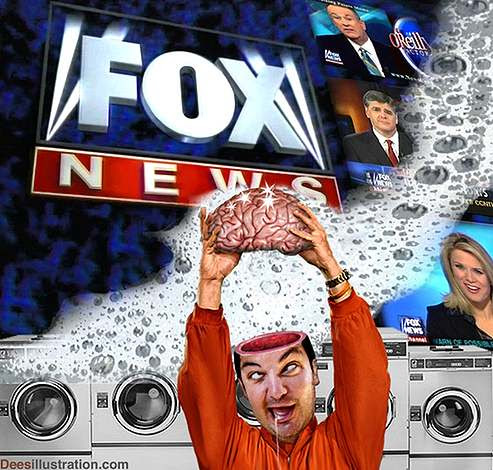TV ; Alat Cuci Otak Paling efektif