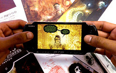 More Wormwood on the PSP