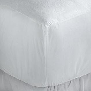 Cannon Fitted Waterproof Mattress Protector - Bed & Bath ...