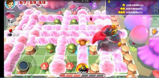 game  Boom Mobile cho apk miễn phí