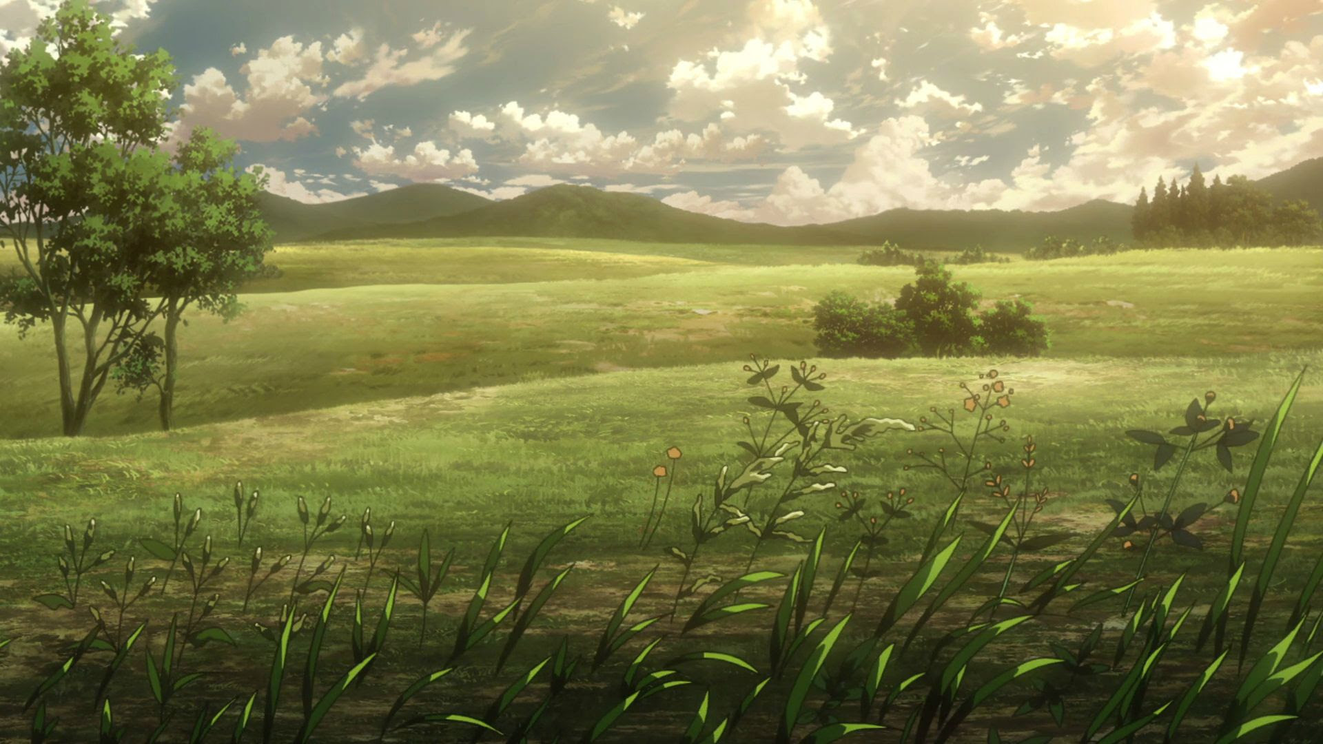 Collection Image Wallpaper Anime Landscape Wallpapers Reddit