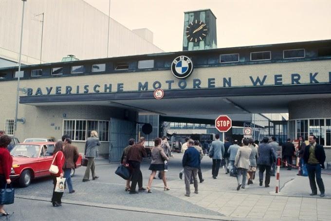 Meluruskan Awal Sejarah Hingga Logo BMW oleh - bmw6series.xyz