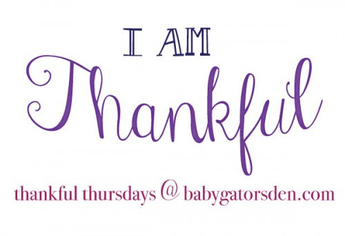 thankful thursday 500x342 thankful thursday