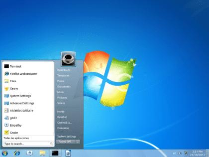 Tema de Windows para usuarios con resistencia al cambio