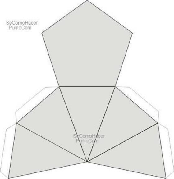 Dibujos Para Hacer Figuras Geométricas Cómo Hacer Figuras