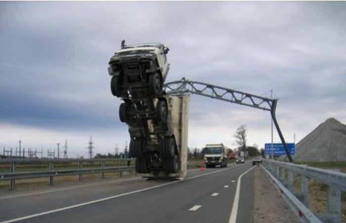 Инциденты c транспортом, которые трудно объяснить