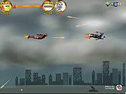 Jogar Ironman air combat Jogos