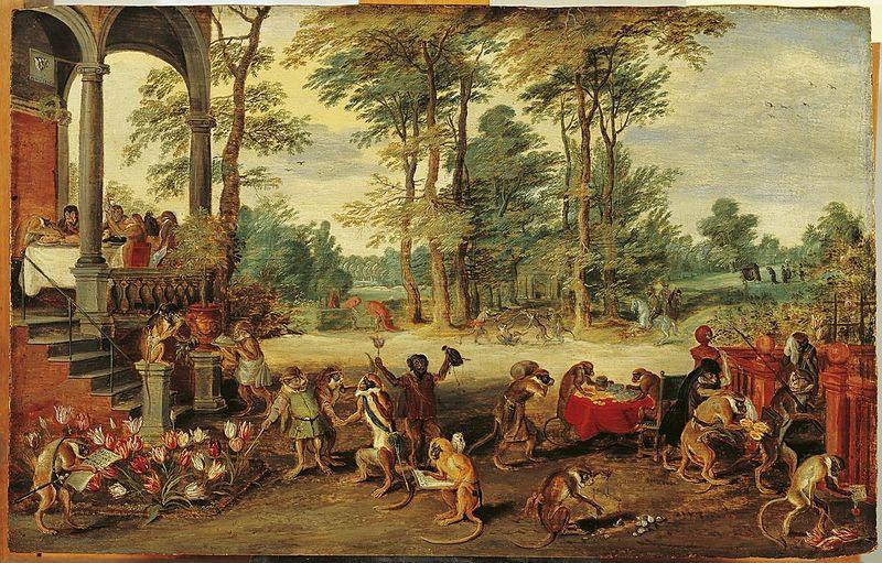 File:Jan Brueghel the Younger, Satire on Tulip Mania, c. 1640.jpg