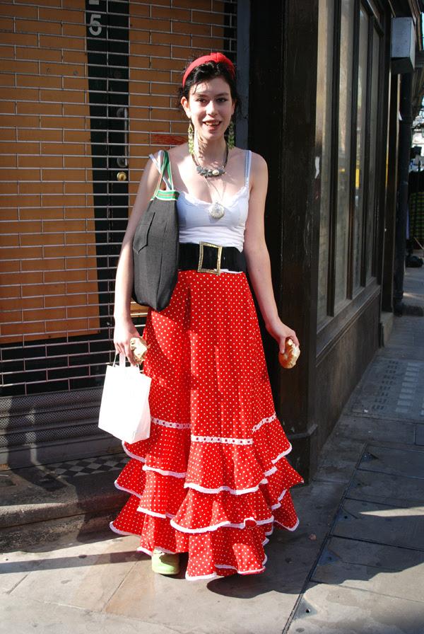 gipsy skirt