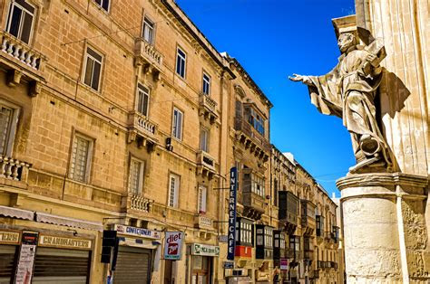 cultural outing  valletta intercontinental malta