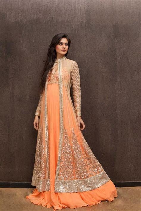 Desi Bridal Wear     at 640 × 960 in Indian Designer