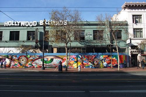 hollywood billiards hoarding