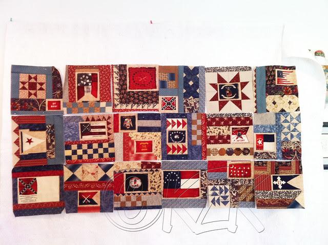 IMG_2990 Gettysburg Battle Flag quilt