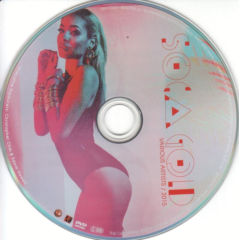 Soca Gold DVD [2015]