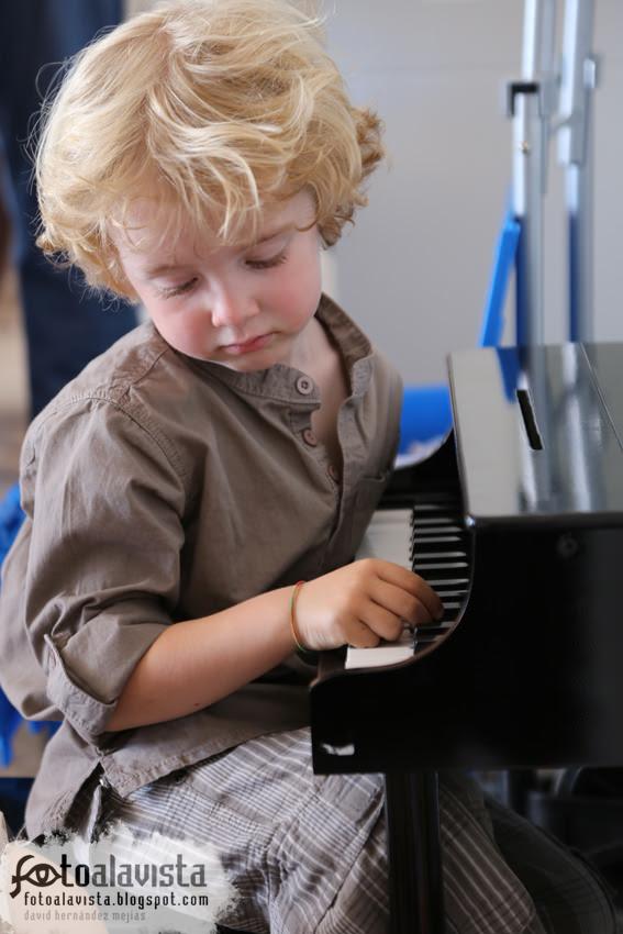 Pequeño pianista