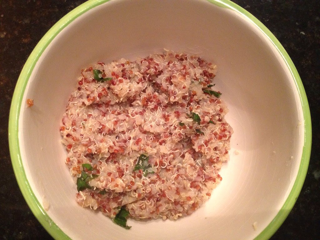 Italian Vegetable and Chicken Quinoa