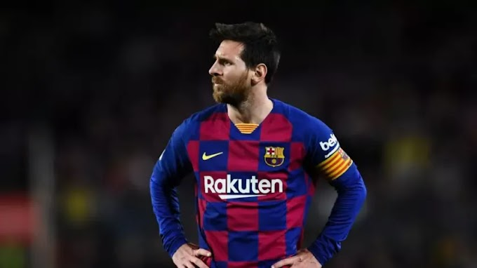 Lionel Messi Leaving Barcelona After Koeman Meeting