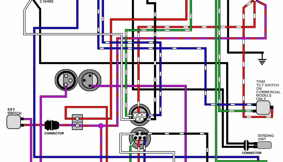 90 Mercury Outboard Wiring Diagram Free Download