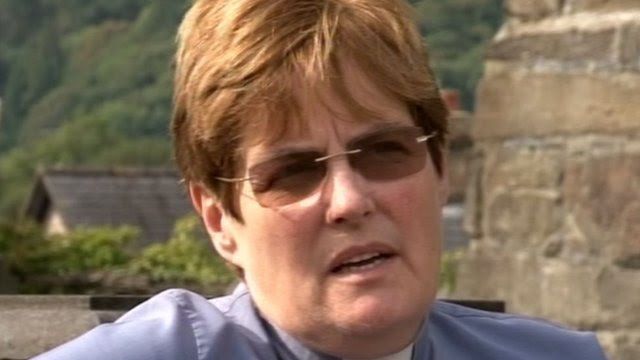 Reverend Kathleen Rogers