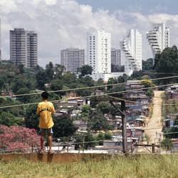 San Paolo del Brasile, tra favelas e grattacieli