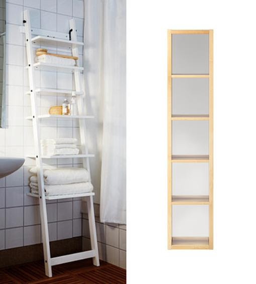 C mo decorar la casa estanterias bano ikea for Estanteria forja ikea
