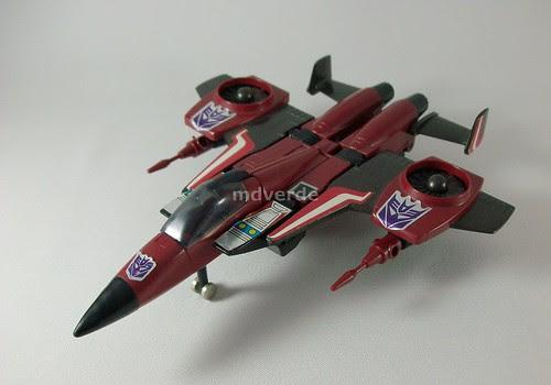 Transformers Thrust G1 - modo