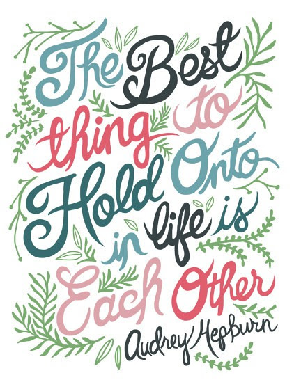 Quote by Audrey