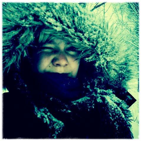 rikt med snø i arvika
