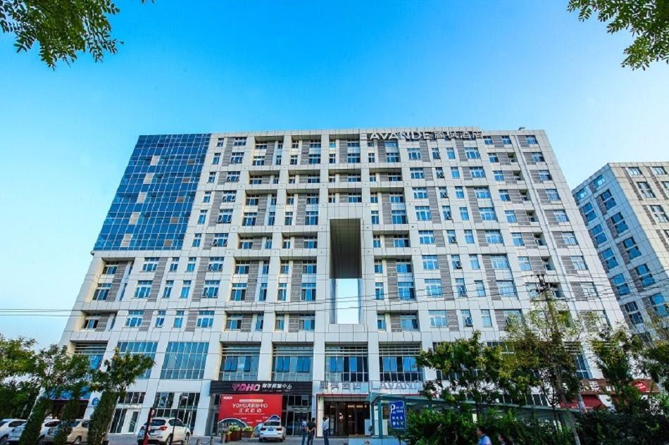 Lavande Hotel Tianjin Airport Swissair Plaza Reviews