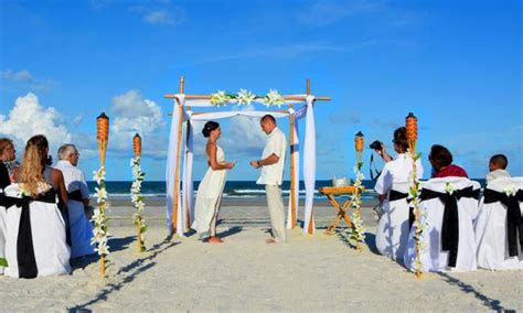Complete Beach Weddings   St. Augustine, FL