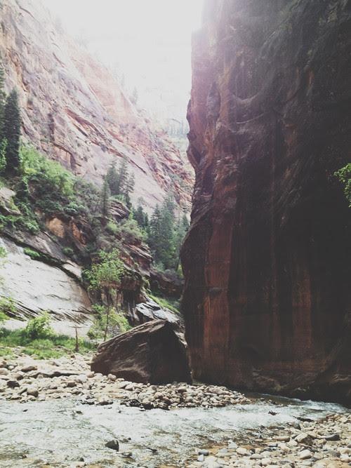 the narrows. via my iphone