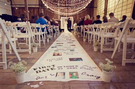 How to personalize your wedding ceremony.   Outdoor