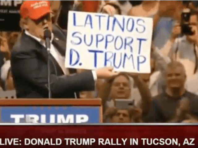 Latinos Support Trump