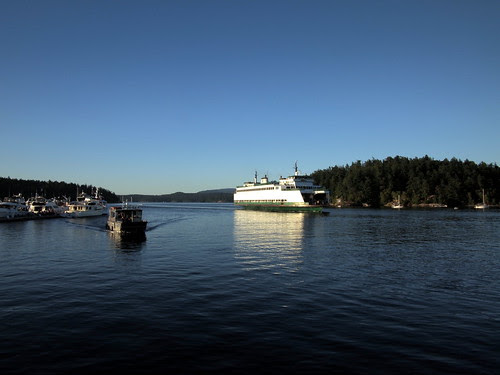 Incoming Ferry