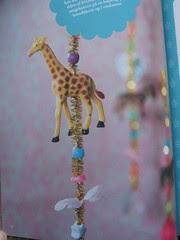 Giraff på snor